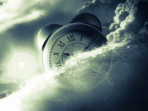 time clock sea